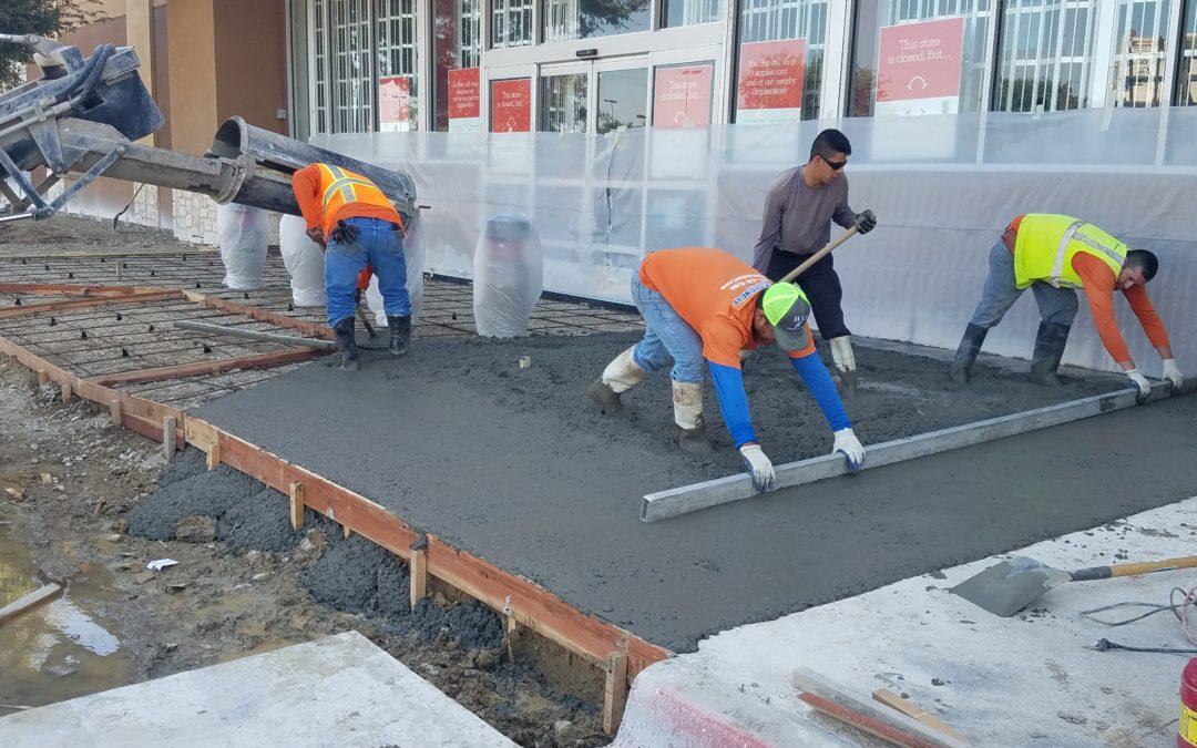 Kimco Concrete Sidewalks & ADA Compliance