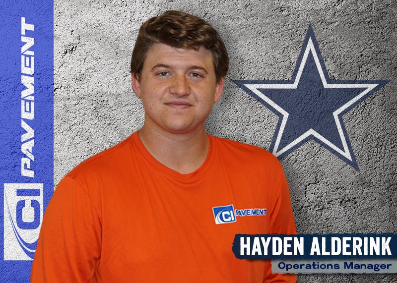 Hayden Alderink